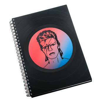 Diář z vinylových desek 2019 - David Bowie