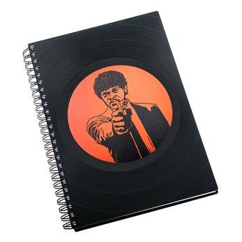 Diář z vinylových desek 2018 - Samuel L. Jackson