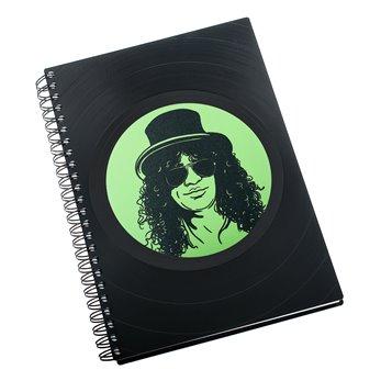 Diář z vinylových desek 2018 - Slash