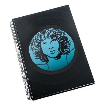 Diář z vinylových desek 2018 - Jim Morrison
