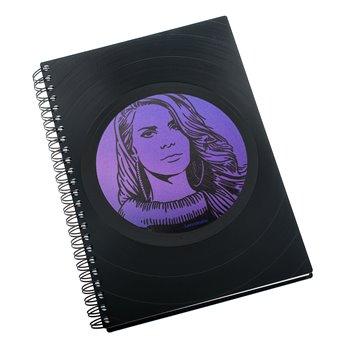 Diář z vinylových desek 2019 - Lana Del Rey