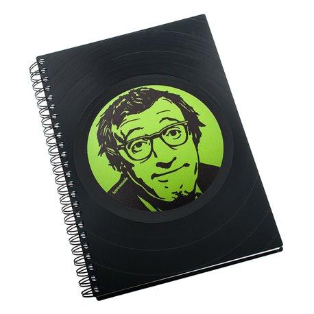 Diář z vinylových desek 2018 - Woody Allen