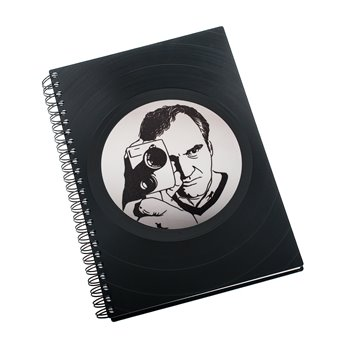 Diář z vinylových desek 2021 - Quentin Tarantino