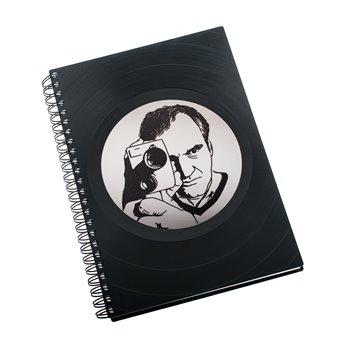 Diář z vinylových desek 2022 - Quentin Tarantino