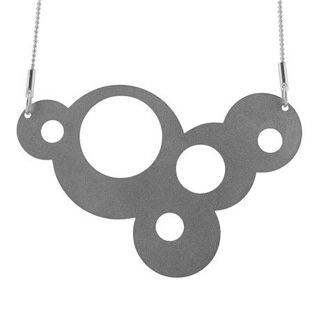 Luxusní dámský ocelový náhrdelník Complexity - One